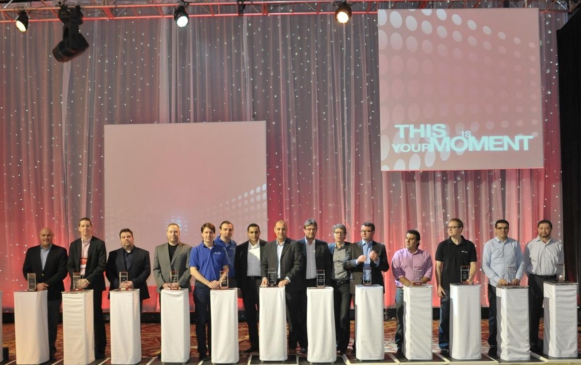 2012 Parallels Partner Awards